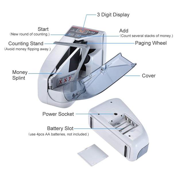 OOZE V30 Portable